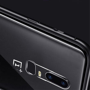 OnePlus 6 Electronic Auto-Fit Magnetic Glass Case