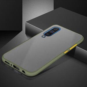 Galaxy A50 Luxury Shockproof Matte Finish Case