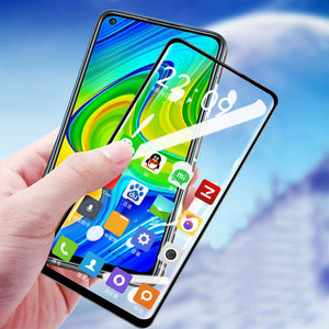 Redmi Note 9 5D Tempered Glass Screen Protector