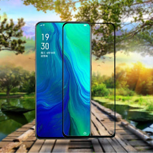 Oppo Reno 2Z Ultra HD Full Coverage Tempered Glass