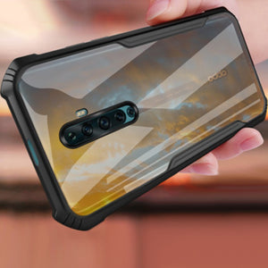 Oppo Reno 2Z Shockproof Transparent Back Eagle Case