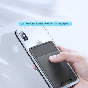 Baseus® Universal Stick On Phone Card Wallet