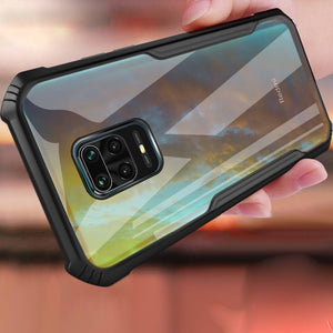 Redmi Note 9 Pro Shockproof Transparent Back Eagle Case