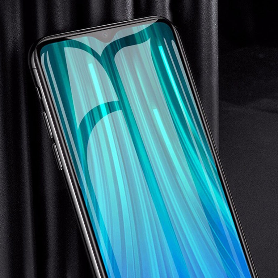 Redmi Note 9 Pro Full Coverage 5D Tempered Glass