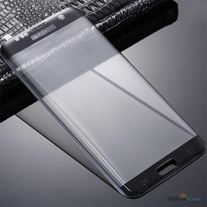 Galaxy S6 Edge 5D Curved Edge Tempered Glass