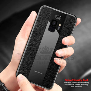 Galaxy S9 Auto Focus Plexiglass Porsche Design Case