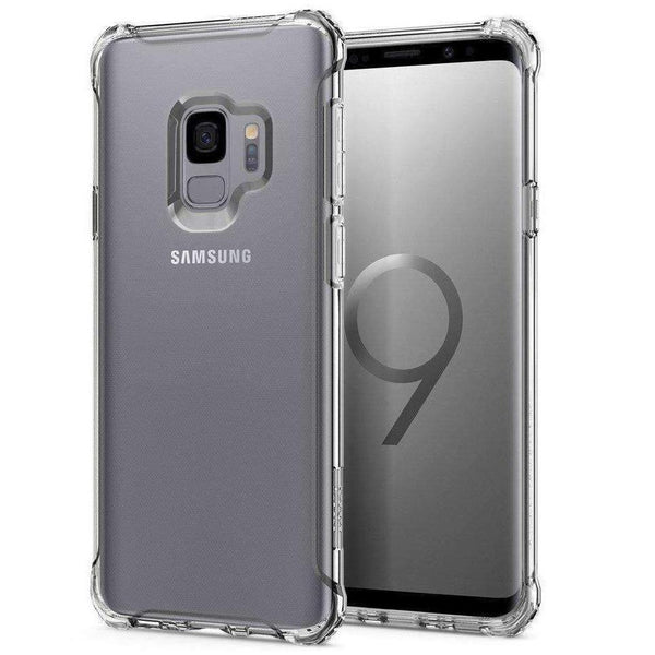 King Kong ® Galaxy S9/S9 Plus Anti-Knock TPU Transparent Case