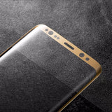 Galaxy S8 Plus 5D Curved Edge Tempered Glass