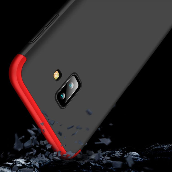 Galaxy J6 Plus Ultimate 360 Degree Protection Case