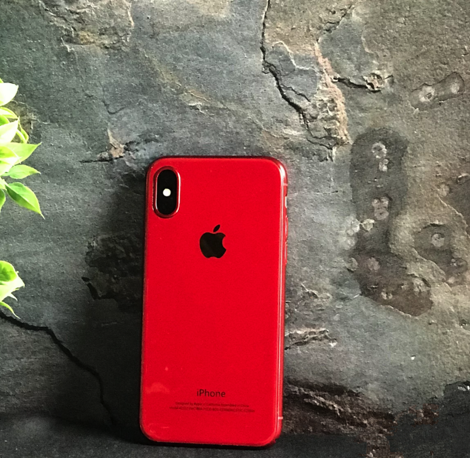 iPhone X Special Edition Protective Shell Case