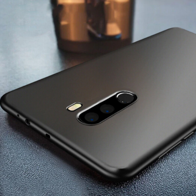 Mi Poco F1 Premium Ultra-Thin Soft TPU Case