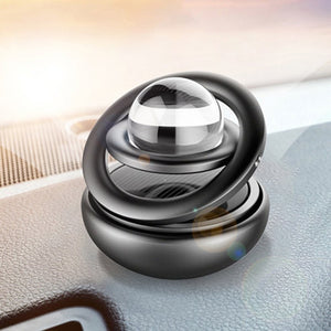 Double Ring Auto Rotating Car Air Freshener