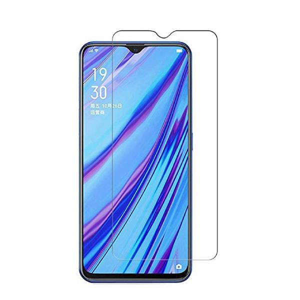 Oppo A9 (2020) Half View Flip Case + Tempered Glass + Earphones