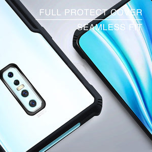 Vivo V17 Pro Shockproof Transparent Back Eagle Case