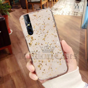 Vivo V15 Pro Snow White Soft Silicone Back Case