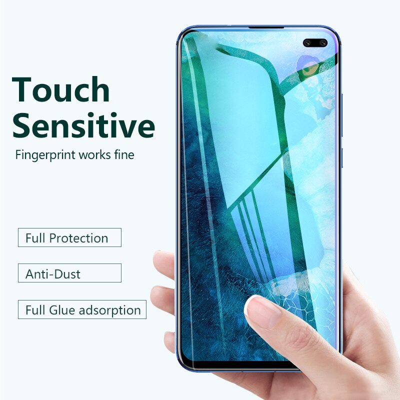 Vivo V19 5D Tempered Glass Screen Protector