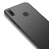 Vivo V11 Ultra-Thin Matte Paper Back Case