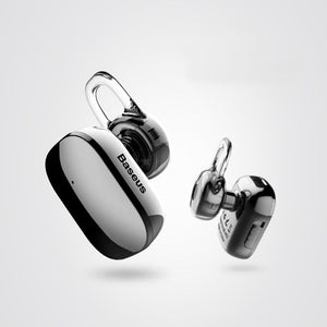 Baseus ® Mini Wireless Bluetooth Earphone With Mic