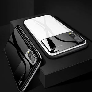 Galaxy A50s  Polarized Lens Glossy Edition Smooth Case
