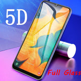 Galaxy A50s 5D Tempered Glass Screen Protector