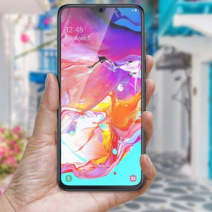 Galaxy A70s 5D Tempered Glass Screen Protector