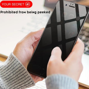 iPhone 7 Privacy Tempered Glass [ Anti- Spy Glass]