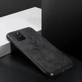 Galaxy S10 Lite (3 in 1 Combo) Deer Case + Tempered Glass + Earphones