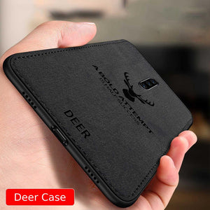 OnePlus 7T Pro Deer Pattern Inspirational Soft Case