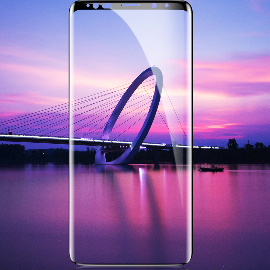 Original Galaxy Note 9 Curved Edge Tempered Glass