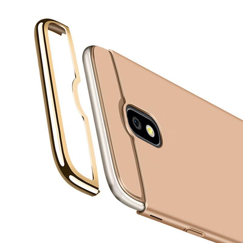 Galaxy J4 Luxury Electroplating Matte Cover