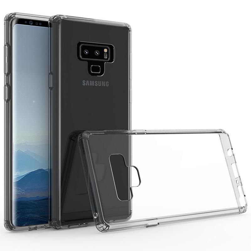 Galaxy Note 9 Clear View Ultra-Protection Silicone Case