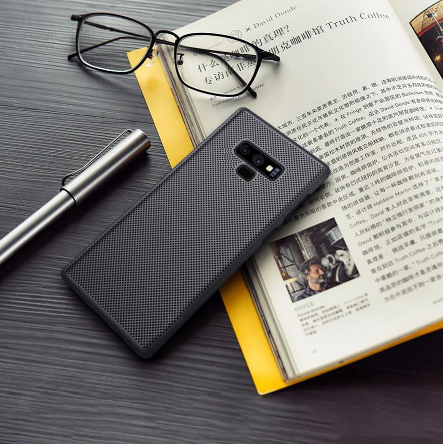 Galaxy Note 9 Breathing Series Ultra-Thin Perfect Fitting Case