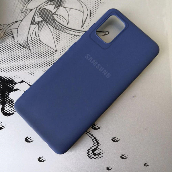 Galaxy S20 Soft Silicone Candy Color Phone Case