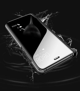 Galaxy S20 Plus Mirror Clear View Flip Case [Non Sensor Working]