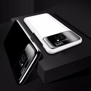 Galaxy C7 Pro Polarized Lens Glossy Edition Smooth Case