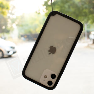 iPhone 12 Durable Bumper Frame with Wrist Straps