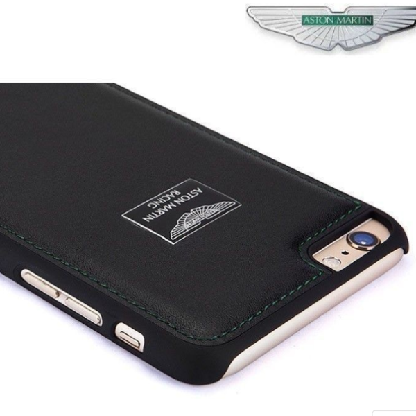 iPhone 6 Plus Original Aston Martin Leather Case