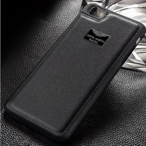 iPhone 6S Original Aston Martin Leather Case
