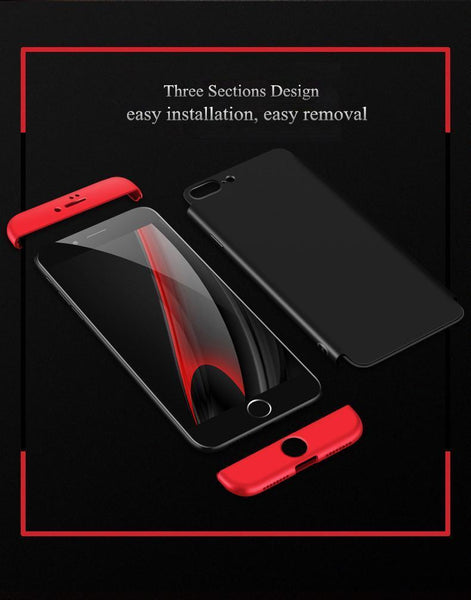 iPhone 7 360 Degree Protection Case