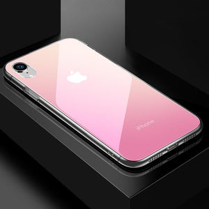 Baseus ® iPhone XR Ultra-thin Aura Gradient Case