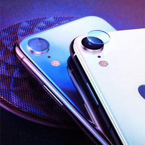 Rock ® iPhone XR Camera Lens Glass Protector
