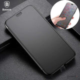 Baseus ® iPhone XS Max Touch Screen Protective Flip Case