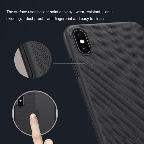 Nillkin ® iPhone XS Max Super Frosted Shield Back Case