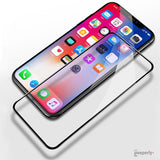 Baseus ® Original iPhone XR 5D Curved Edge Tempered Glass