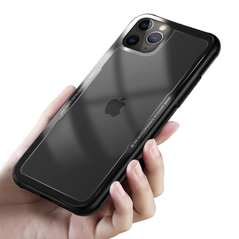 iPhone 11 Pro Max  Glassium Protective Series Case