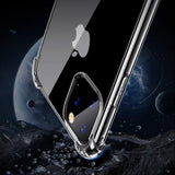 King Kong ® iPhone 11 Pro Anti-Knock TPU Transparent Case