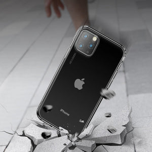 Baseus ® iPhone 11 Anti-Knock TPU Transparent Case