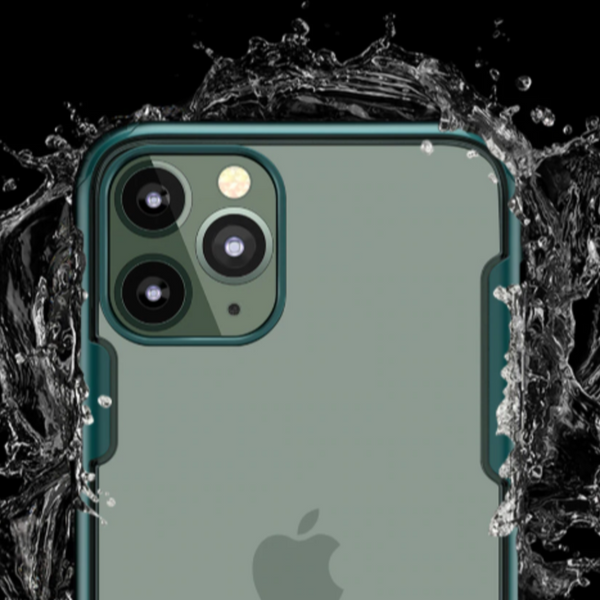 MK ® iPhone 11 Pro Max Henks Matte Transparent Case