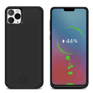 JLW ® iPhone 11 Pro Portable 5000 mAh Battery Shell Case