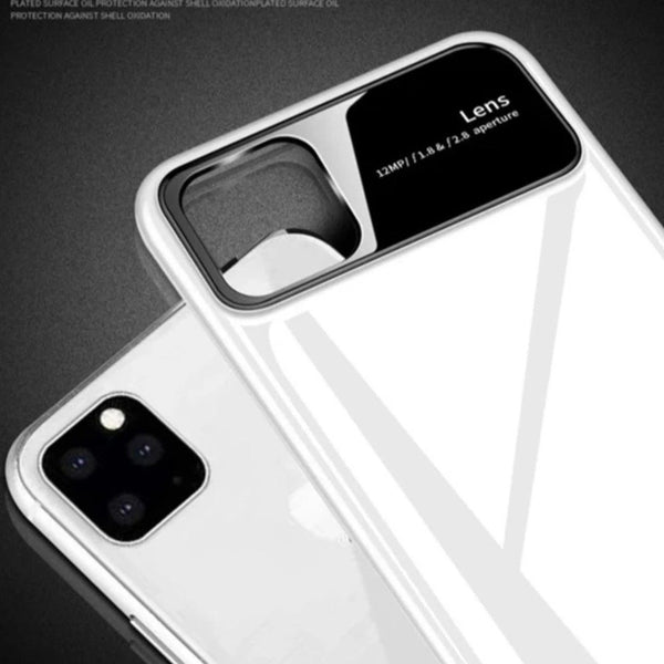 iPhone 11 Series Polarized Lens Glossy Edition Smooth Case